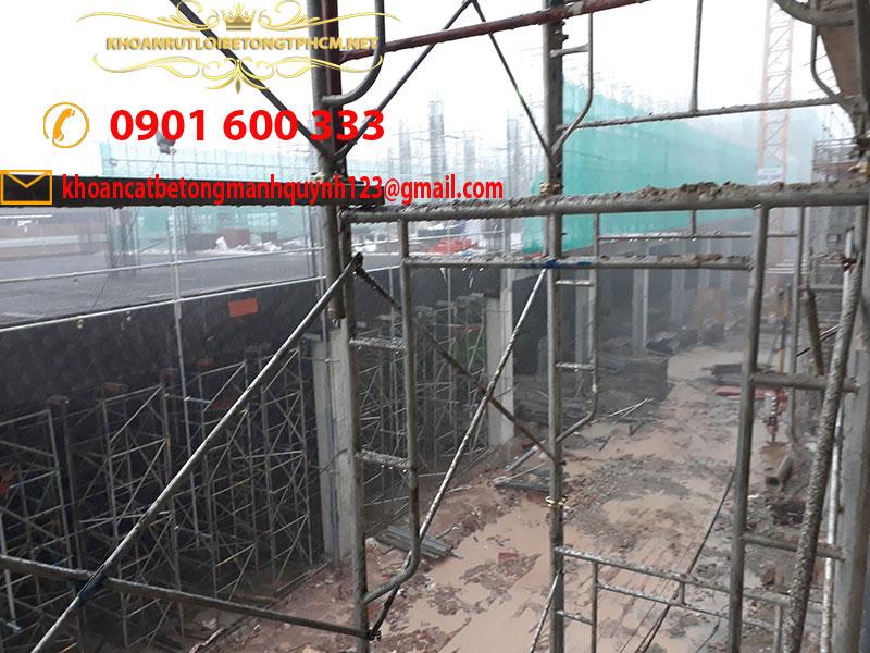 khoan cắt bê tông quận Bình Tân, khoan cat be tong quan Binh Tan