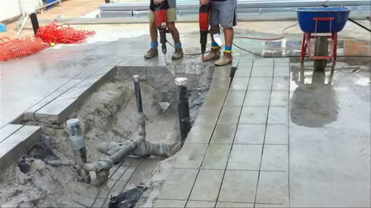 Khoan sàn bê tông tại Đồng Nai