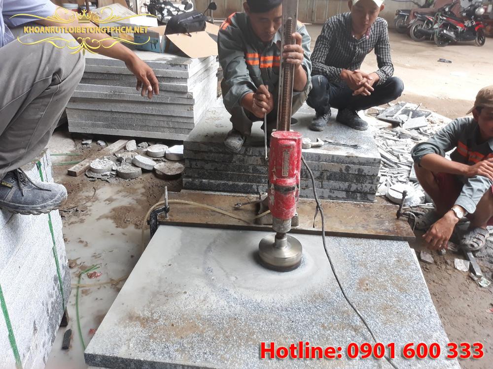 Nhận khoan cắt bê tông tại quận 9 giá rẻ Tphcm
