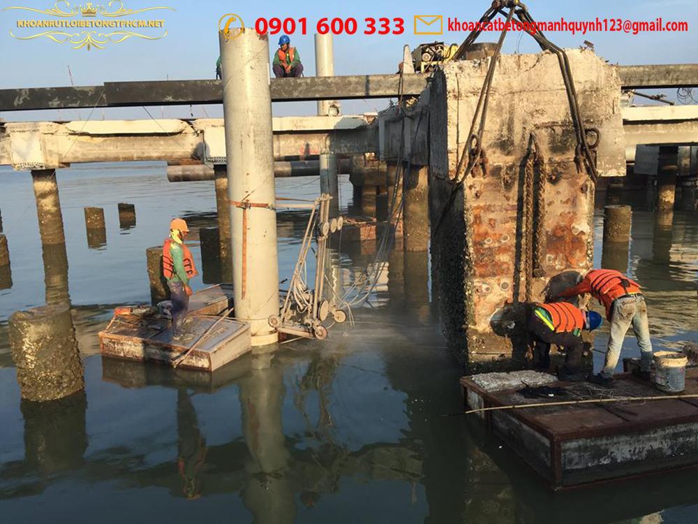 Báo giá khoan cắt bê tông tại Tây Ninh - Khoan cắt bê tông Mạnh Quỳnh