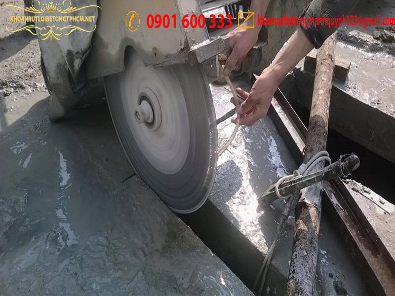 KHoan cắt bê tông tại quận 4 Tphcm